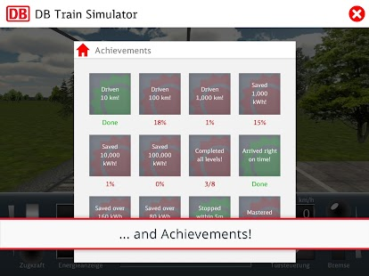 DB Train Simulator- screenshot thumbnail