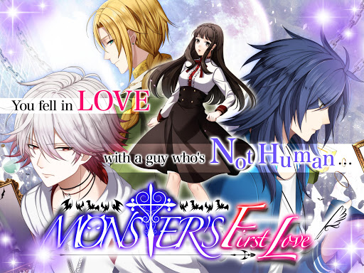 Monster's first love | Otome Dating Sim games  captures d'écran 1