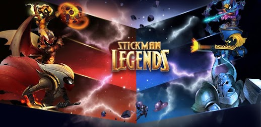 Stickman Legends: Ninja Warrior - Shadow of War APK