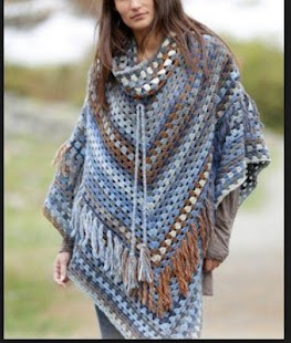 Google Crochet Pattern Central : crochet poncho patterns - Android Apps on Google Play