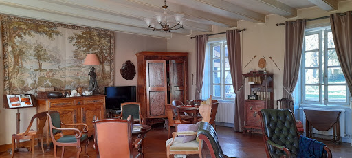 Salon des chambres d'hôtes