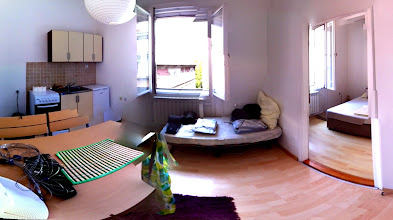 "Photo: Isn't this the loveliest apartment at ""Home Sweet Home"" in Sarajevo?"