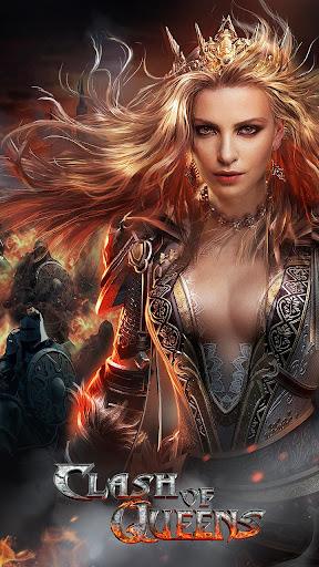 クラッシュオブクイーンズ-「城・ドラゴン育成RPG」