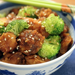Slow cooker General Gao's chicken