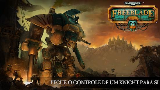 Warhammer 40,000: Freeblade Imagen do Jogo