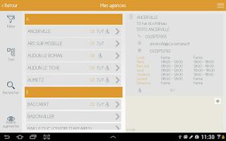 Screenshot of Mon CA