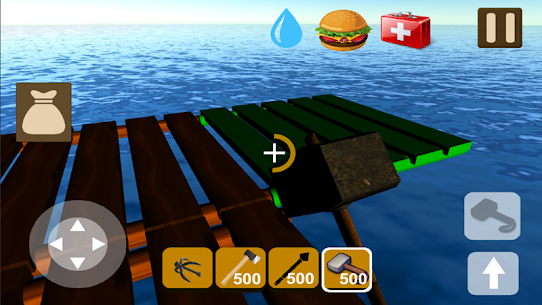 Raft Survival Craft.io 7.1 Latest MOD Updated 3