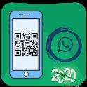 Whatscan For Whatsapp Web QR icon