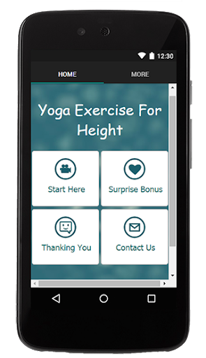 Yoga Exercise For Height