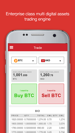 ANX Vault: Your Bitcoin Wallet screenshots 3