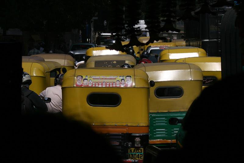 Bangalore....prima o poi raggiungeremo la nostra meta di aag