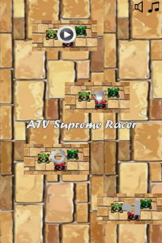 ATV Supreme Racer