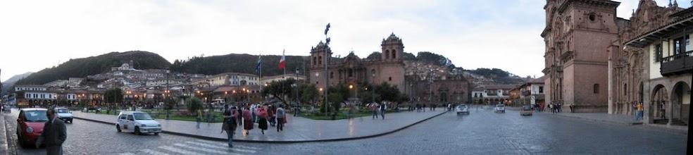 Photo: Cusco - Plaza de Armas