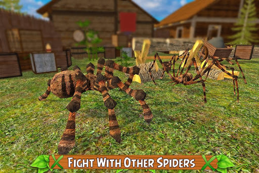 Spider Simulator: Life of Spider screenshot 11