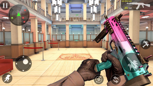 Bank Robbery SSG Shooting Game 2020  screenshots 1