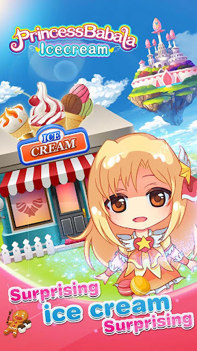 Magic Princess Icecream - screenshot