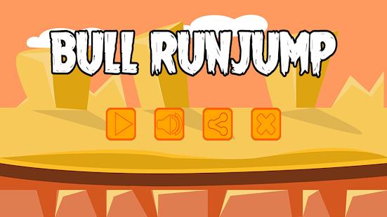 Bull Run Jump- screenshot thumbnail