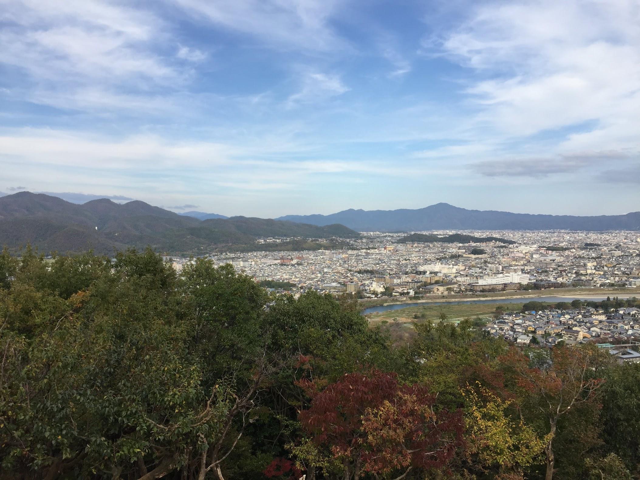 Kyoto City View 1