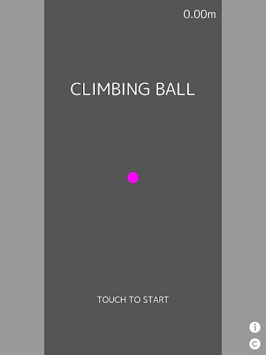 Climbing Ball - Free Addictive Game 2.0.2 screenshots 6