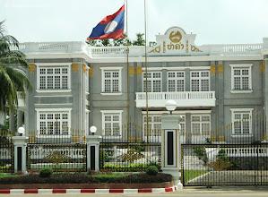 Photo: French Architecture Building Vientiane