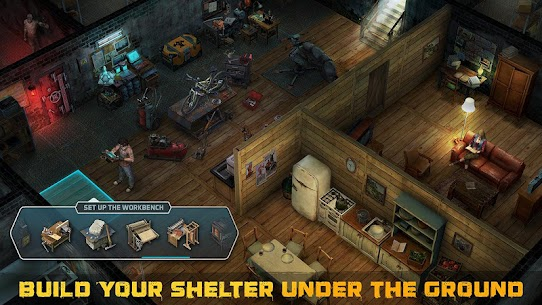 Dawn of Zombies Survival Apk Mod Free Craft + God Mod 1