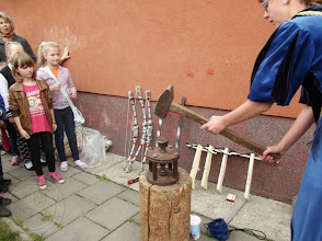 Photo: Festyn z Bractwem Rycerskim z Golubia Dobrzynia (26.06)