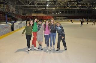2012 Kyjev - korčuľovanie v ľadovej aréne