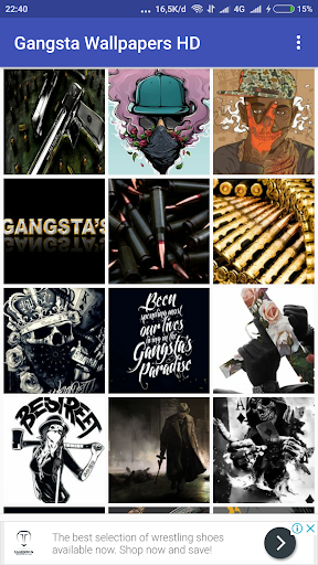 Gangsta Wallpapers HD Apk 10