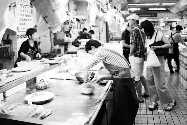 Fish market Niigata  di Eleonork