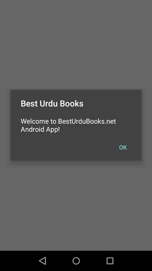 Best Urdu Books Screenshot