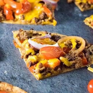 Healthy Tortilla Pizza Recipes.