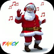 App Dancing Santa Fancy Keyboard apk for kindle fire