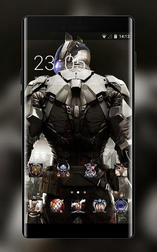 War theme batman arkham knight art wallpaper for PC