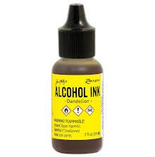 Tim Holtz Alcohol Ink 14ml - Dandelion
