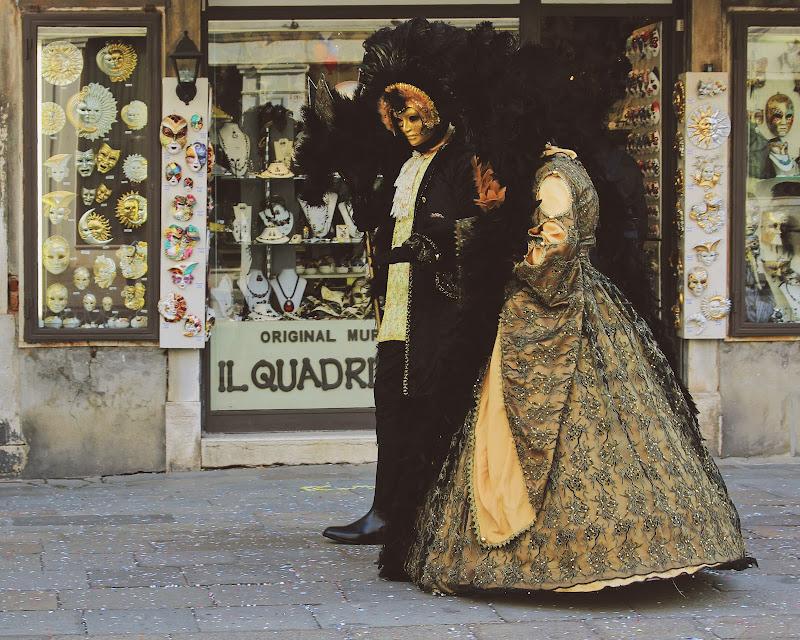 Tra le calle di Venezia di ambibedo