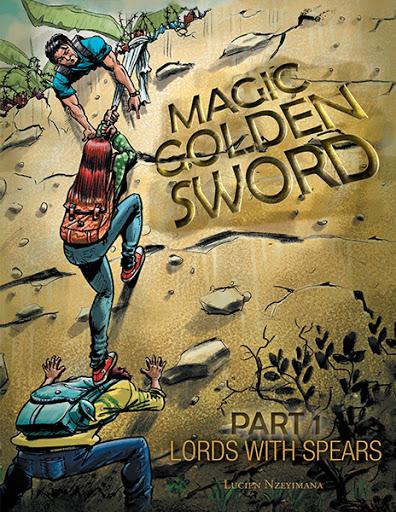 Magic Golden Sword cover