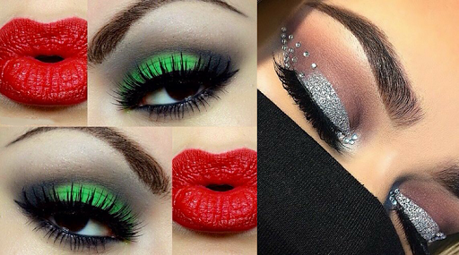 Christmas Makeup Ideas App Report On Mobile Action App Store - Christmas-makeup