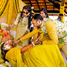 Wedding photographer Manish Patel (THETAJSTUDIO). Photo of 20.04.2018