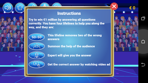 Millionaire Quiz 2020 - Qui veut des millions modavailable screenshots 4