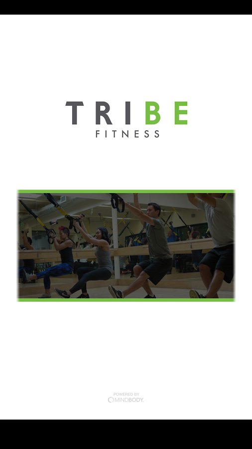 TRIBE Fitness- screenshot