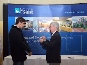 Photo: The McKee Engineering Display