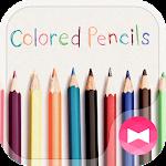 icon&wallpaper Colored Pencils