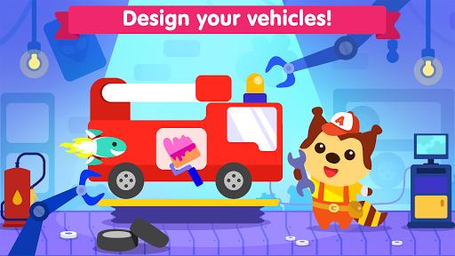 Car game for toddlers - kids racing cars games screenshot 2