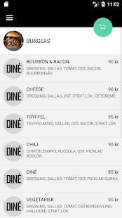 DINÉ Burgers - náhled