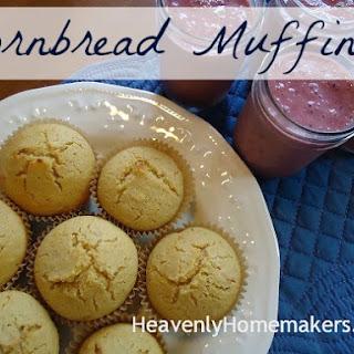 Cornbread and Cornbread Muffins