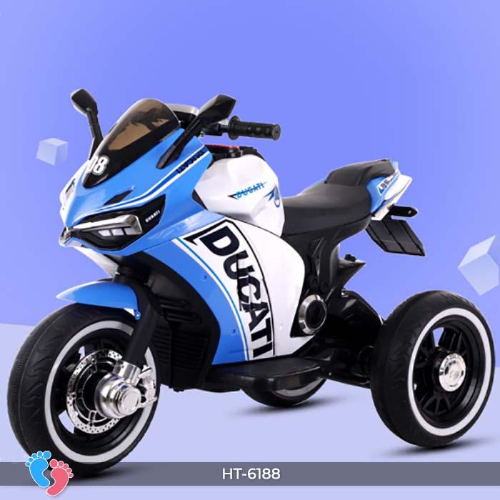 Xe mô tô điện thể thao Ducati HT-6188 13