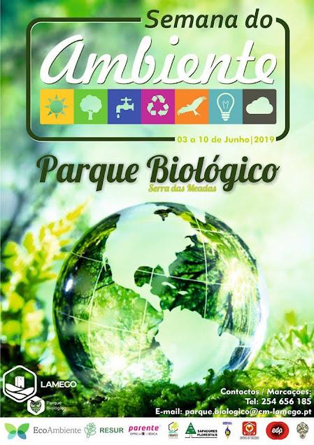 Semana do Ambiente no Parque Biológico da Serra das Meadas