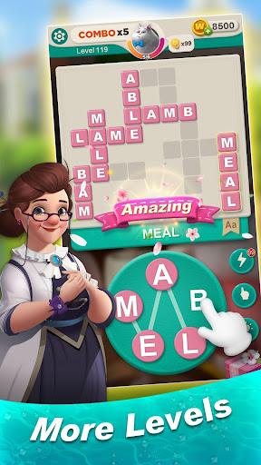Word Villas - Fun puzzle game 2.7.0 screenshots 4