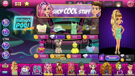 MovieStarPlanet screenshot 4