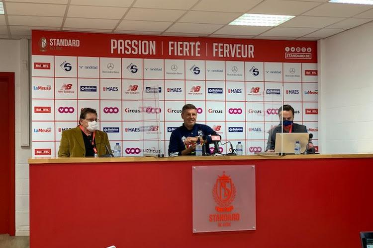 """Fehervar y croit : """"Après Reims, nous voulons créer la surprise contre le Standard de Liège"""""""